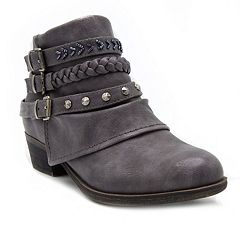 c69bb123bdd2c7 sugar Truth Women s Ankle Boots