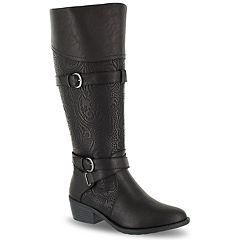 Easy Street Kelsa Women's Knee High Boots