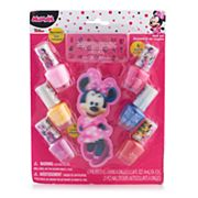 Disney's Minnie Mouse Girls 4-16 Nail Polish Set