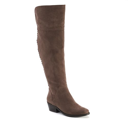 SONOMA Goods for Life™ Tessy Women's Over-The-Knee Boots