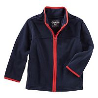 Toddler Boy OshKosh B'gosh® Microfleece Jacket