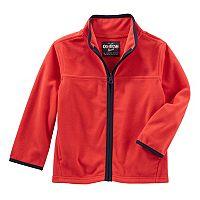 Toddler Boy OshKosh B'gosh® Microfleece Jacket