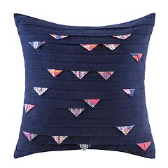 Josie by Natori Katina Square Throw Pillow