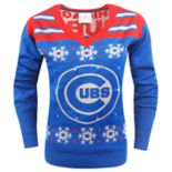 Women's Chicago Cubs Light-Up Holiday Sweater