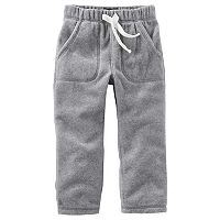 Toddler Boy OshKosh B'gosh® MVP Microfleece Pants