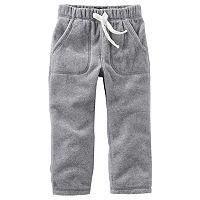 Toddler Boy OshKosh B'gosh® MVP Microfleece Pants