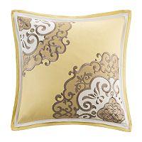 N Natori Medallion Throw Pillow
