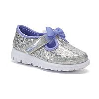 Skechers GOwalk Bitty Luxe Toddler Girls' Sneakers