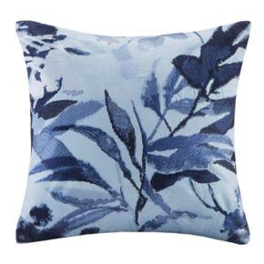 N Natori Yumi Botanical Throw Pillow