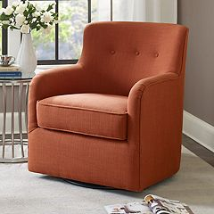 Madison Park Jayne Swivel Arm Chair