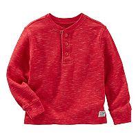 Toddler Boy OshKosh B'gosh® Thermal Henley