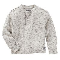 Toddler Boy OshKosh B'gosh® Thermal Henley