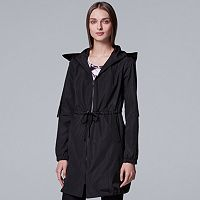 Women's Simply Vera Vera Wang Tie-Accent Jacket