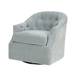 Madison Park Gayla Swivel Arm Chair