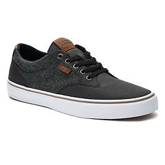7fe48e70b9b Vans Winston DX Men s Skate Shoes. Black Dachshund