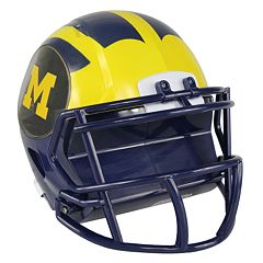 Michigan Wolverines Helmet Piggy Bank