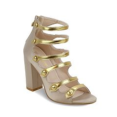 Olivia Miller Northfolk Women's High Heel Sandals