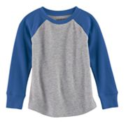 Baby Boy Jumping Beans® Thermal Raglan Tee