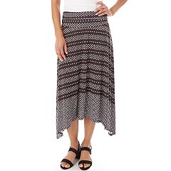 Women's Apt. 9® Handkerchief-Hem Skirt