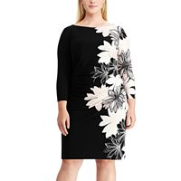 Plus Size Chaps Jersey Sheath Dress