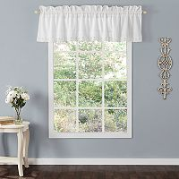 Laura Ashley Lifestyles Annabella Crochet Window Valance