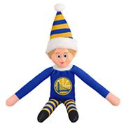 Forever Collectibles Golden State Warriors Team Holiday Elf