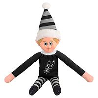 Forever Collectibles San Antonio Spurs Team Holiday Elf