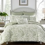 Laura Ashley Lifestyles Natalie Comforter Set