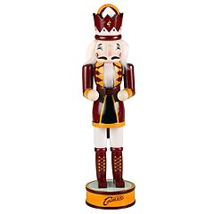 Forever Collectibles Cleveland Cavaliers Nutcracker