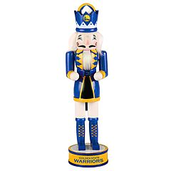 Forever Collectibles Golden State Warriors Nutcracker