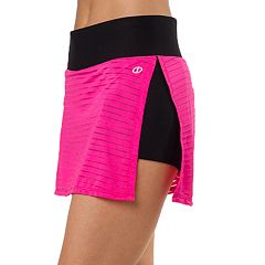 Women's Spalding Warrior Mesh Wrap Skort