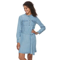 Women's Lee 2-Pocket Shirt Dress