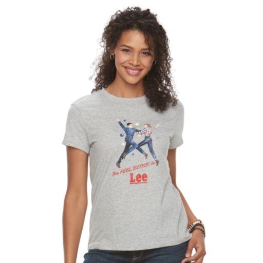 Women's Lee Dancers Logo Tee