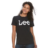 Women's Lee Logo Tee