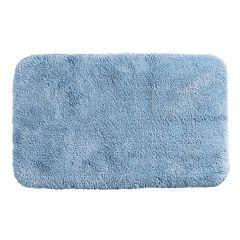 Blue Bath Rugs Amp Mats Bathroom Bed Amp Bath Kohl S