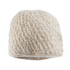 Women's SIJJL Wool Crochet Beanie