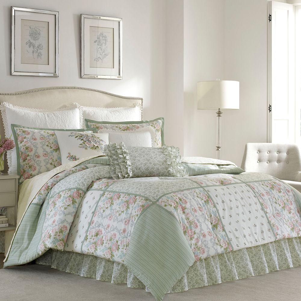 Laura ashley lifestyles harper comforter set gumiabroncs Choice Image