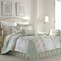 Laura Ashley Lifestyles Harper Comforter Set