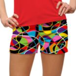 Women's Loudmouth Printed Golf Short