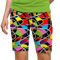 Women's Loudmouth Printed Bermuda Short