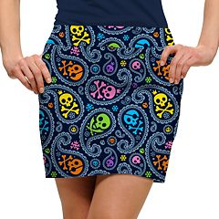 Women's Loudmouth Printed Golf Skort