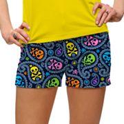 Women's Loudmouth Printed Golf Mini Short