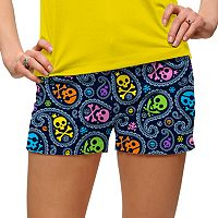 Women's Loudmouth Printed Golf Mini Short