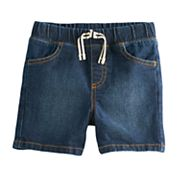 Toddler Boy Jumping Beans® Pull On Denim Shorts