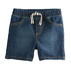 Toddler Boy Jumping Beans® Pull On Denim Shorts