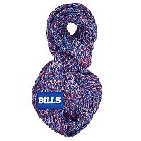 Forever Collectibles Buffalo Bills Peak Infinity Scarf