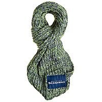 Forever Collectibles Seattle Seahawks Peak Infinity Scarf