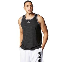 Big & Tall adidas Performance Tank Top