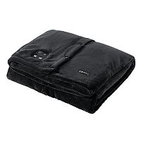 HoMedics Comfort Max Deluxe Cordless Heated Throw with Vibration
