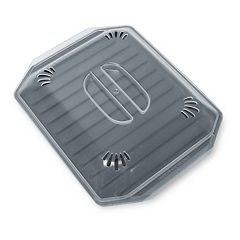 Food Network™ Microwave Bacon Tray with Lid